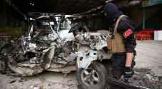 قتلى وجرحى بانفجار سيارة مفخخة في عفرين