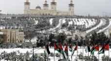 """""""طقس العرب"""" يصدر توقعاته لفصل الشتاء الحالي في الأردن وفرص تساقط الثلوج.. فيديو"""