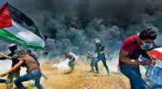 """شهيد وجرحى بقمع مسيرات العودة بجمعة """"الوفاء لأبطال المقاومة"""""""