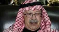 وزير الثقافة والشباب ينعى الشيخ سلطان العدوان