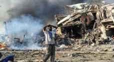 مقتل 13 على الأقل في انفجار سيارتين ملغومتين في مقديشو