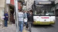 """أمين عمّان يعد الأردنيين بحافلات تعمل ضمن """"ترددات وأوقات محددة"""""""