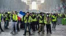 """الحكومة الفرنسية تتوعد """"السترات الصفراء"""""""