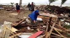 عشرات القتلى ومئات الجرحى في تسونامي بإندونيسيا