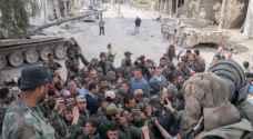 الأسد يرفع رواتب كافة جنود الجيش السوري وزيادة 3 أضعاف للطيارين