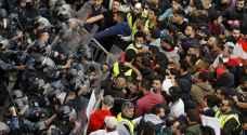 """احتجاجات """"السترات الصفراء"""" تصل إلى لبنان... والجيش يتدخل"""