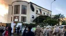 """""""داعش"""" يتبنى الهجوم على وزارة الخارجية الليبية"""
