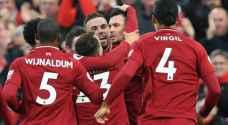 ليفربول يبتعد 6 نقاط في الصدارة