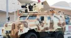 قطر تقدم 24 عربة مصفحة هبة إلى مالي