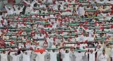 كأس آسيا: نكهة إماراتية في حفل افتتاح مختصر