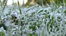 زراعة الاغوار الشمالية تحذر المزارعين من الصقيع