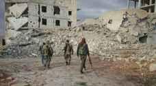 المرصد: هيئة تحرير الشام تسيطر على مناطق في شمال سوريا