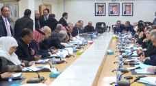 اجتماع اللجنة القانونية لمناقشة مشروع قانون العفو العام - فيديو