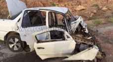562 وفاة بسبب الحوادث المرورية خلال عام 2018