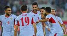 النشامى ينتصر على سوريا ليكون أول المتأهلين الى الدور الـ 16 من أمم أسيا