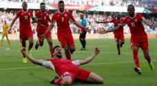 مدرب سوري: تصريحات لاعبينا استفزت النشامى