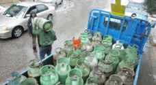ارتفاع الطلب على اسطوانات الغاز بنحو 150 الف اسطوانة