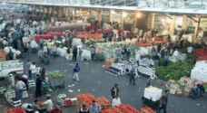 أبو حماد: انخفاض كميات الخضار الواردة للأسواق المركزية لم يؤثر على سعرها