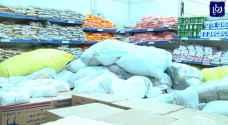 """""""تجار المواد الغذائية"""": السلع التي خفضتها الحكومة لا تمثل سلة المواطن - فيديو"""