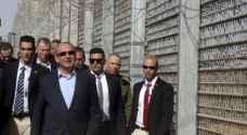 نتنياهو: سنكمل بناء جدارنا على حدود الأردن لحمايتنا من تهديدات الإرهاب