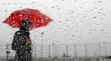 الأرصاد: أمطار غزيرة قادمة إلى المملكة تبدأ مساء السبت