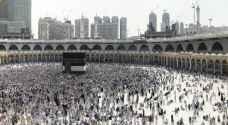 ترتيب متقدم جدا للأردن بعدد المعتمرين على مستوى العالم الاسلامي