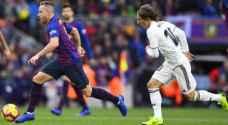 الكلاسيكو.. ريال مدريد يواجه برشلونة مرتين فى 4 أيام