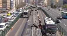 إحالة عطاء البنية التحتية لمشروع الباص السريع عمان ـــ الزرقاء