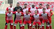 شباب الأردن يفوز على ذات راس ويتصدر دوري المحترفين