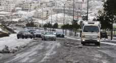 الأرصاد تنشر آخر تطورات تساقط الثلوج والمنخفض القبرصي القادم