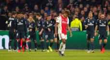 أسينسيو ينقذ ريال مدريد أمام أياكس أمستردام بهدف قاتل