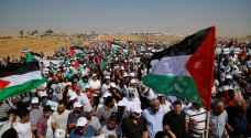 """استعدادات للمشاركة بجمعة """"غزة عصية على الانفصال والانكسار"""""""