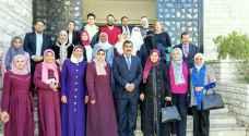 وفد ملتقى البرلمانيات الأردنيات يزور العقبة