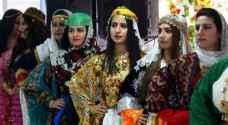 """قرية """"للنساء فقط"""" شمالي سوريا"""