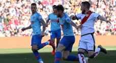 أتلتيكو مدريد ينجو من فخ رايو فايكانو