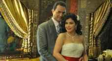 جمانة مراد تنجب مولودها الأول من زوجها الأردني
