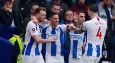 برايتون وميلوول إلى ربع نهائي كأس الاتحاد الإنجليزي