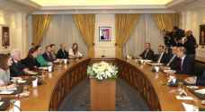 الصفدي: الأردن تجاوز طاقته الاستيعابية فيما يتعلق باللاجئين