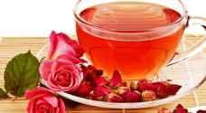 تعرف على فوائد شاي الورد .. فيديو