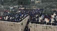أوقاف القدس: فتح مصلى باب الرحمة جاء نتيجة تجاهل الاحتلال لمطالبات الأردن