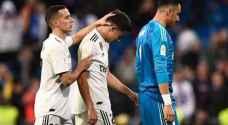 """ريال مدريد يطيح أول """"ضحايا الكلاسيكو"""""""