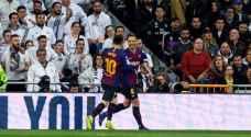 برشلونة يعمق جراح ريال مدريد ويهزمه بهدف نظيف
