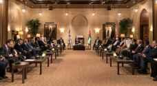 الملك: التحديات التي تواجه الأمة العربية تتطلب التعاون وتوحيد المواقف