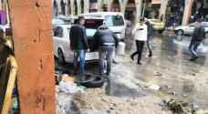 متضررون جراء السيول يقررون مقاضاة أمانة عمان.. فيديو