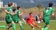 منتخب السيدات يفوز على تركمانستان
