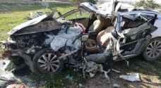 """الحوادث المرورية في الأردن.. """"موت وخسائر فادحة"""""""
