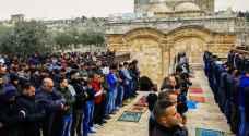 """مباحثات بين الاحتلال والأردن لاحتواء أزمة باب الرحمة خشية""""هبة الجمعة"""""""