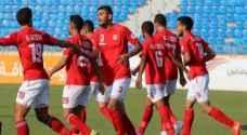 الجزيرة يستعيد صدارة الدوري بفوزه على ذات راس