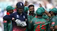هكذا نجا منتخب بنغلاديش للكريكيت بأعجوبة من مذبحة نيوزيلندا