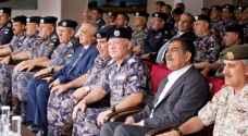 القائد الأعلى يتابع تمرينا تعبويا للدفاع المدني بالعقبة